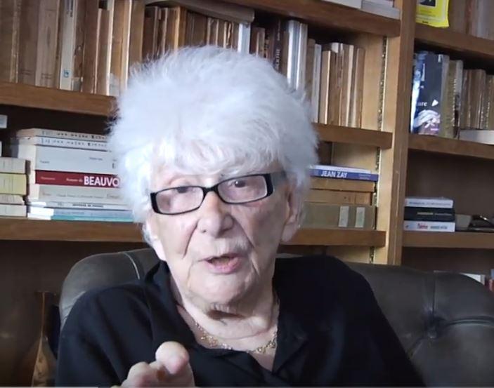 Une interview d'Yvette Roudy